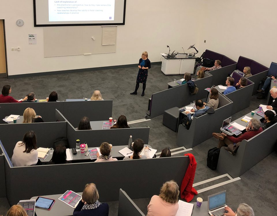 15th Annual Coaching & Mentoring Research Conference at Oxford Brookes