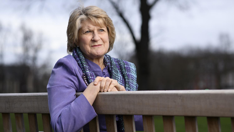 Alison Hodge portrait